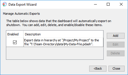 Importing and export data advanced individuals who are interested in viewingreusing the data in these exported files are free to do so the export file is a simple zip archive with urtaz Choice Image